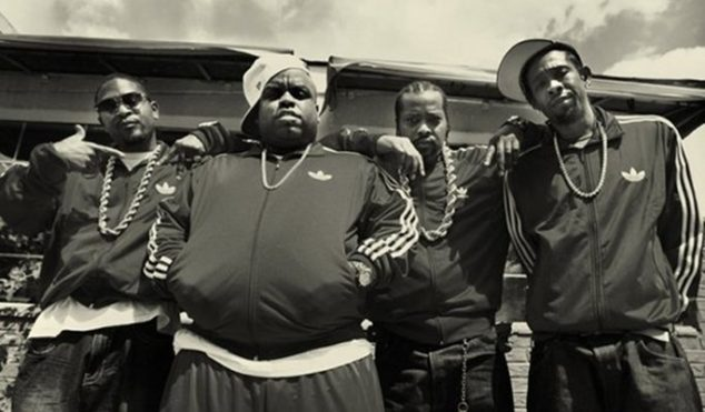 Goodie Mob share cover, tracklist for first album since 2004