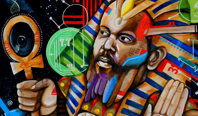 Ras G returns to Brainfeeder for Back On The Planet, shares spacey 'All Is Well…'