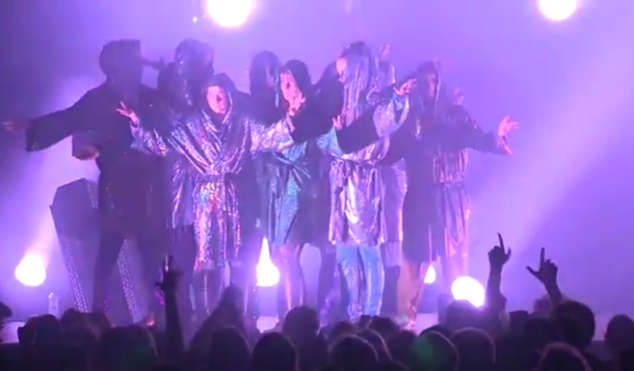 The Knife share live video for 'Raging Lung'