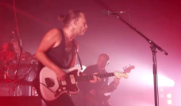 Reviewed: Atoms for Peace at the Roundhouse, London (July 25)