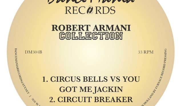 Dance Mania announces releases by Robert Armani, Paul Johnson, DJ Funk, and Waxmaster