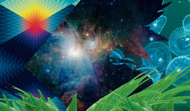 Stream Keysound newcomer E.M.M.A.'s vibrant debut album Blue Gardens