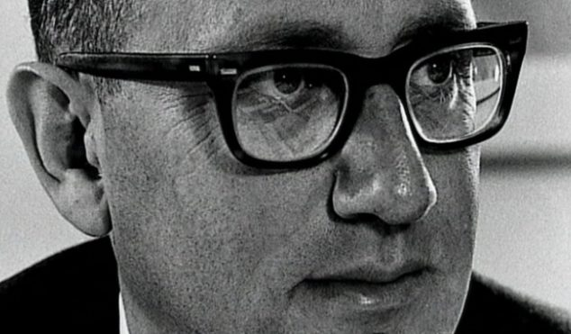 From the Archives: The Curious Story of 'Henry Kissinger War Criminal'