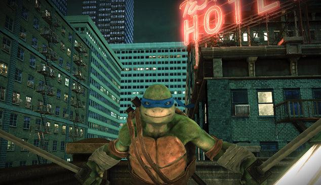 Just Blaze talks about his role in new Teenage Mutant Ninja Turtles videogame