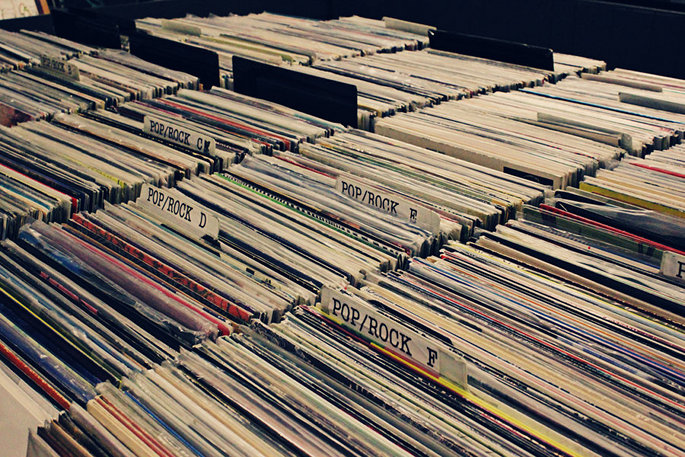 Vinyl Sales Up 33 5 In First Half Of 2013 Fact Magazine