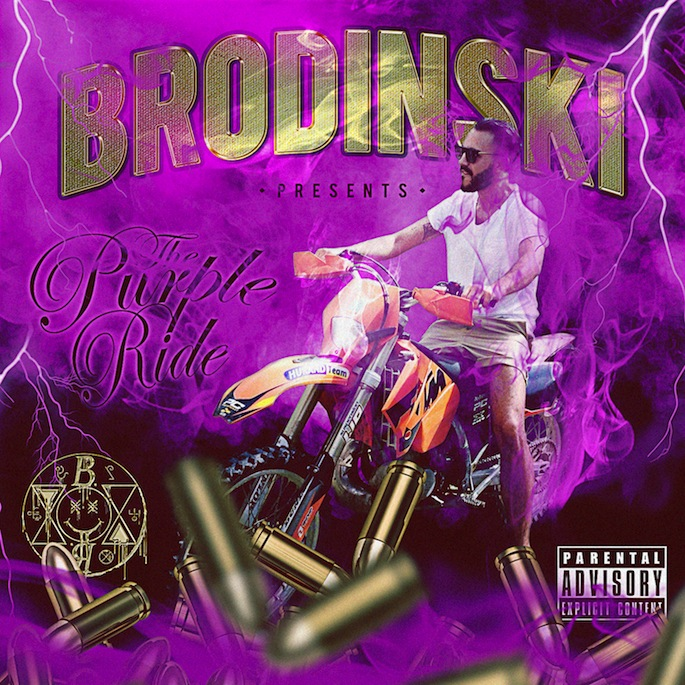Am A Rider Song Download: Download Brodinski's Genre-hopping The Purple Ride Mixtape