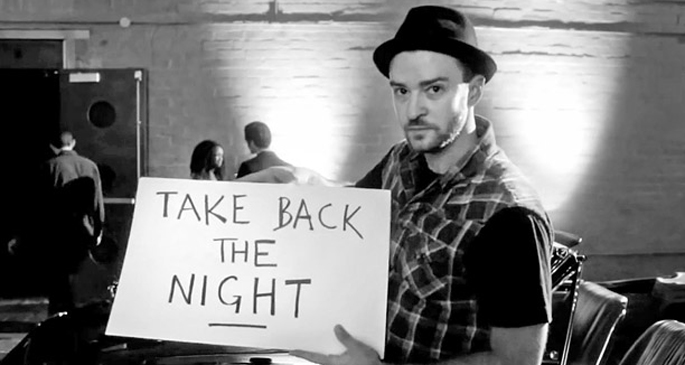 Watch Justin Timberlake 'Take Back The Night' in new video