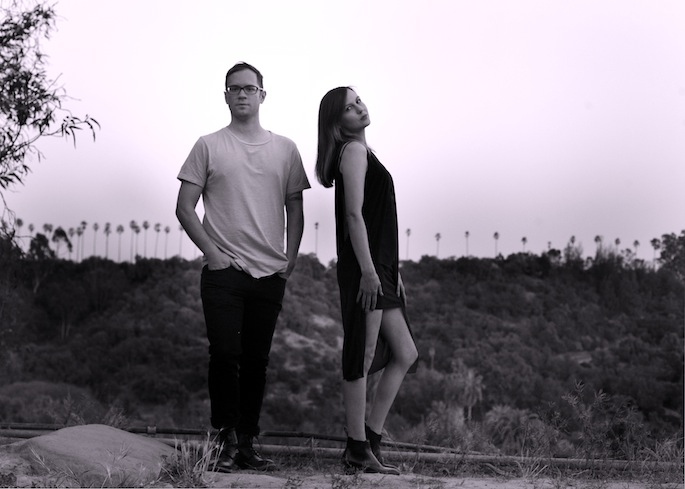 Listen to <em>Lenses</em>, the new album by synth-pop duo Soft Metals