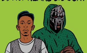(MF) DOOM and 16-year old rapper Bishop Nehru team up for new project: first material due later this year