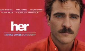 Arcade Fire score Spike Jonze's Her, starring Scarlett Johansson and Joaquin Phoenix