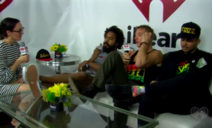 Watch this epically awful Major Lazer interview