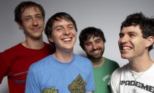 Animal Collective drop ropey video for 'Monkey Riches' and announce rescheduled US tour dates