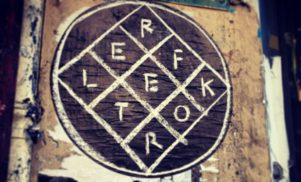 Arcade Fire's new album may be titled Reflektor, hints street art campaign