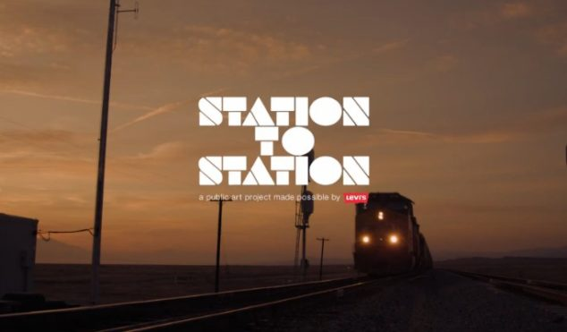Giorgio Moroder, Beck to create new works for Doug Aitken's Station to Station; Ariel Pink will live on the train