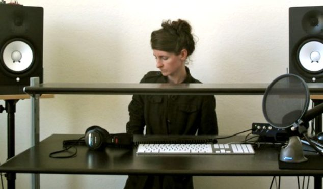 """""""I started to feel like a cave dweller"""": L.A. sound editor Katie Gately introduces her debut EP of """"scary, mechanical worlds"""""""