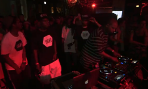 Watch the Teklife crew's Ray-Ban x Boiler Room 002 Pitchfork Afterparty Broadcast