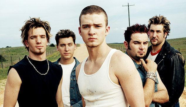 Justin Timberlake reportedly set to reform 'N Sync at this weekend's VMAs