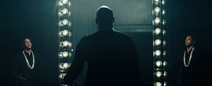 Watch the ghastly video for Jay Z's Justin Timberlake-featuring 'Holy Grail'