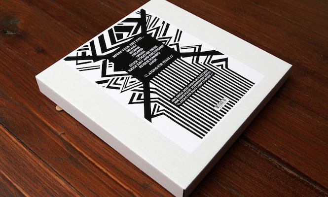"""Atoms for Peace's 9x12"""" <i>AMOK</i> box-set made available for general sale"""