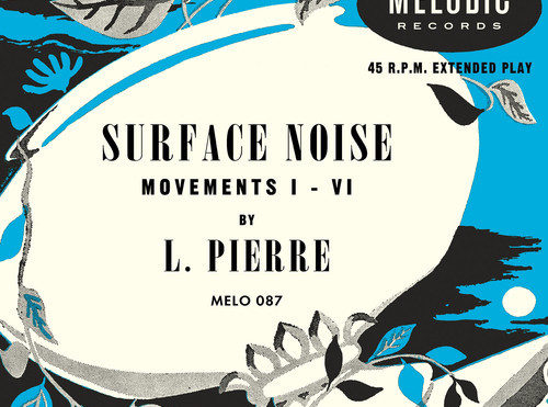 Stream Aidan Moffat's new L. Pierre EP Surface Noise in full