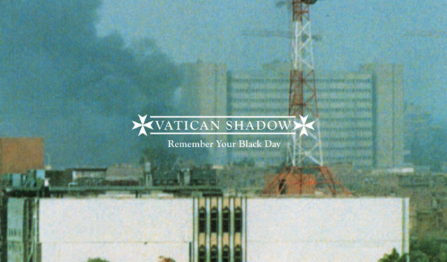 Hospital Productions reveals new albums from Vatican Shadow and Ron Morelli