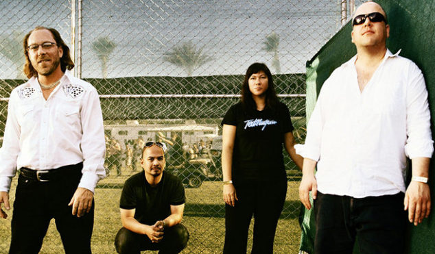 Pixies release surprise EP of new material – their first in 22 years