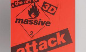 Robert Del Naja publishes 3D and The Art of Massive Attack book