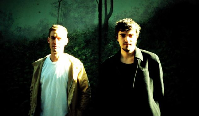 Hear the crushing title track from RVNG Intl duo Gardland's forthcoming debut Syndrome Syndrome