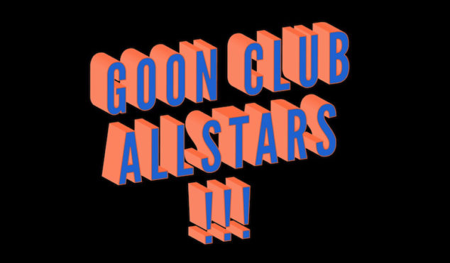 Download Moleskin's turbocharged grime edit 'Pulskimo', as part of Goon Club Allstars' 500 Likes EP