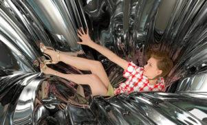 Stream Glasser's architecture-inspired new album Interiors in full