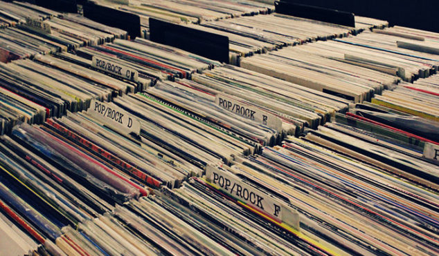 Amazon UK reveals its all-time best selling vinyl products