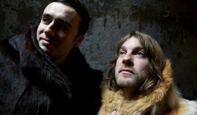 Metaphysics, mescaline and tears in the rain: Alexander Tucker and Daniel O'Sullivan sing the ballad of Grumbling Fur