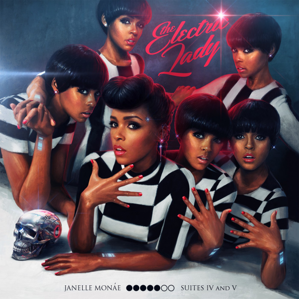 Big Boi and Cee-Lo join Janelle Monáe and Solange on 'Electric Lady' remix