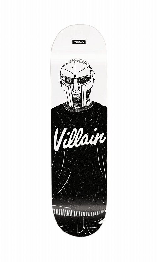 Behold The Doom And Kool Keith Skateboards Fact
