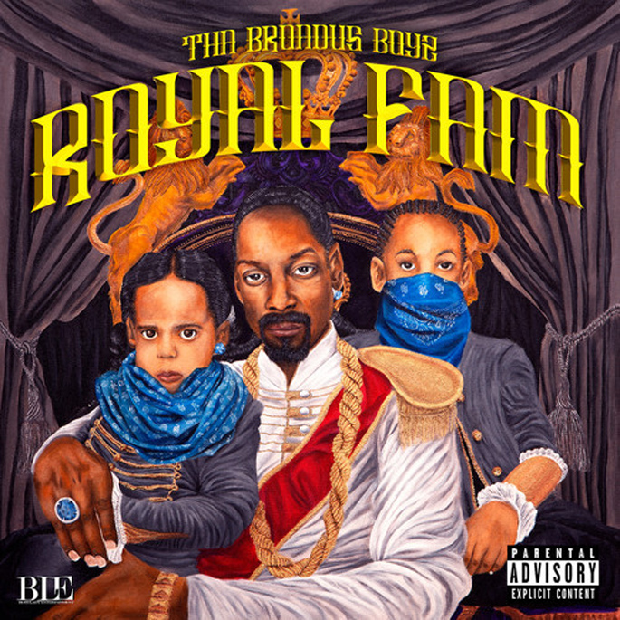 Snoop Dogg Keeps It In The Family With New Mixtape Royal