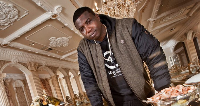 Gucci Mane's a drug-addled lunatic, but he's still my hero