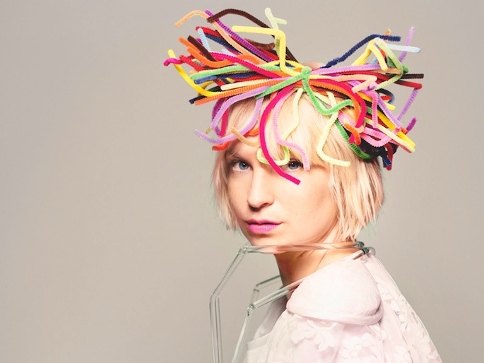 Sia teams with Diplo and The Weeknd for 'Elastic Heart'