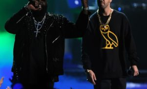 Hear the Maybach Music Group remix of Drake's 'Hold On, We're Going Home'