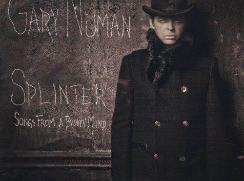 Hear Gary Numan's new album Splinter in full