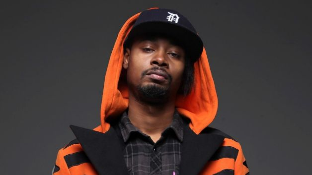 Watch a video of Danny Brown's character in Grand Theft Auto V