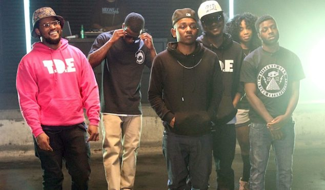 """TDE's Schoolboy Q, Ab-Soul, and SZA """"possibly"""" dropping projects this year; hear new tracks from the crew"""