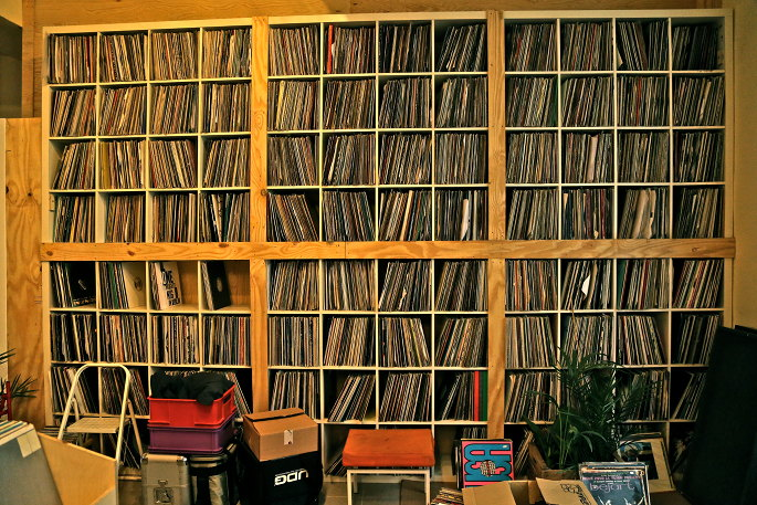 """""""I just want everybody happy"""": introducing Recordloft, Berlin's best new second hand record shop"""
