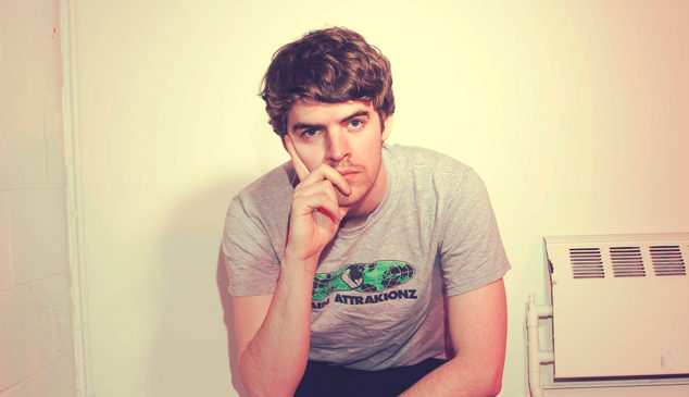 Stream Ryan Hemsworth's debut album, Guilt Trips