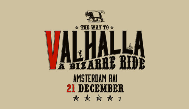 Robert Hood, Eats Everything, Space Dimension Controller and more to play Amsterdam's Valhalla Festival