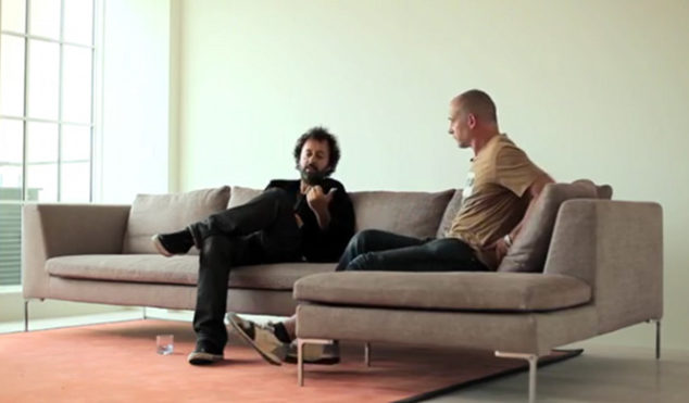 Trevor Jackson and Dinos Chapman talk art, life and music on FACT TV
