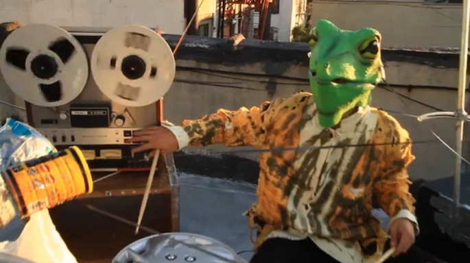 Gobby and James K's frazzled pop project SETH share Steve Hanft-directed video for 'Fish Oil'