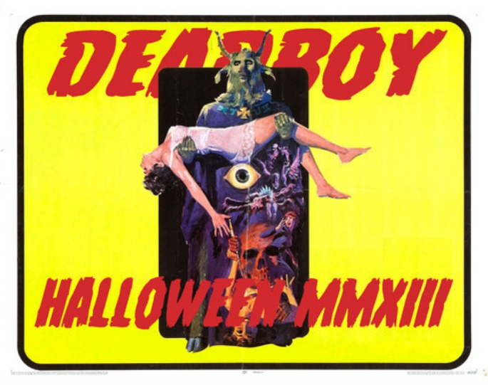 Deadboy drops his fourth annual Halloween mix – download it now