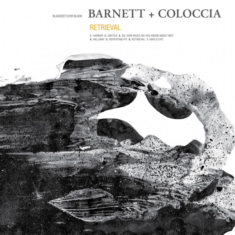 Blackest Ever Black / Downwards update: win limited screen print and vinyl, new releases from Barnett & Coloccia, Regis & Veronika Vasicka