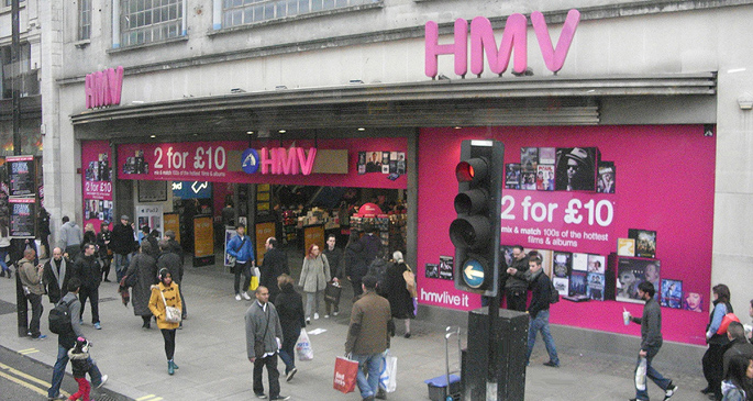 Hmv To Hand Out Free Vinyl At Next Week S London Reopening