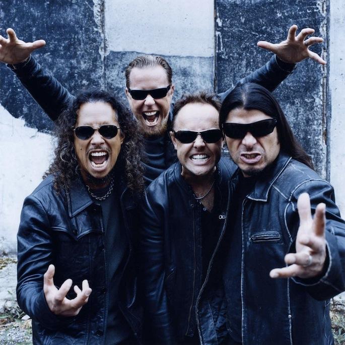 Metallica reportedly playing concert in Antarctica